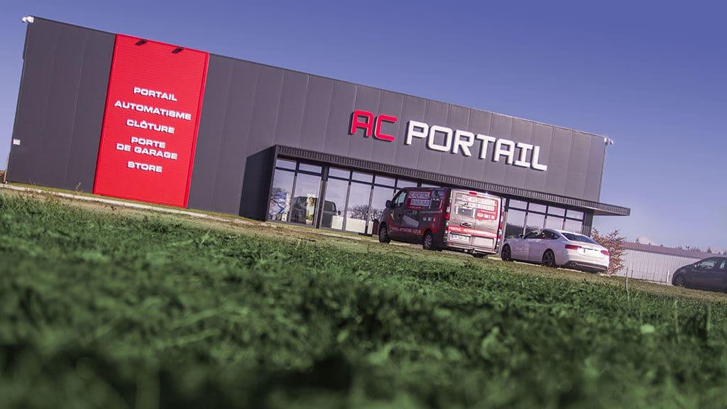 Entrepôt ACPORTAIL