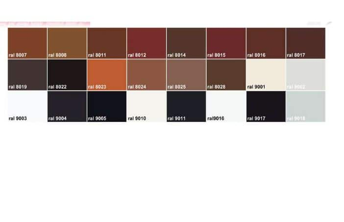 Ral Couleurs Acportail