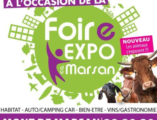 Foire expo du Marsan 2018