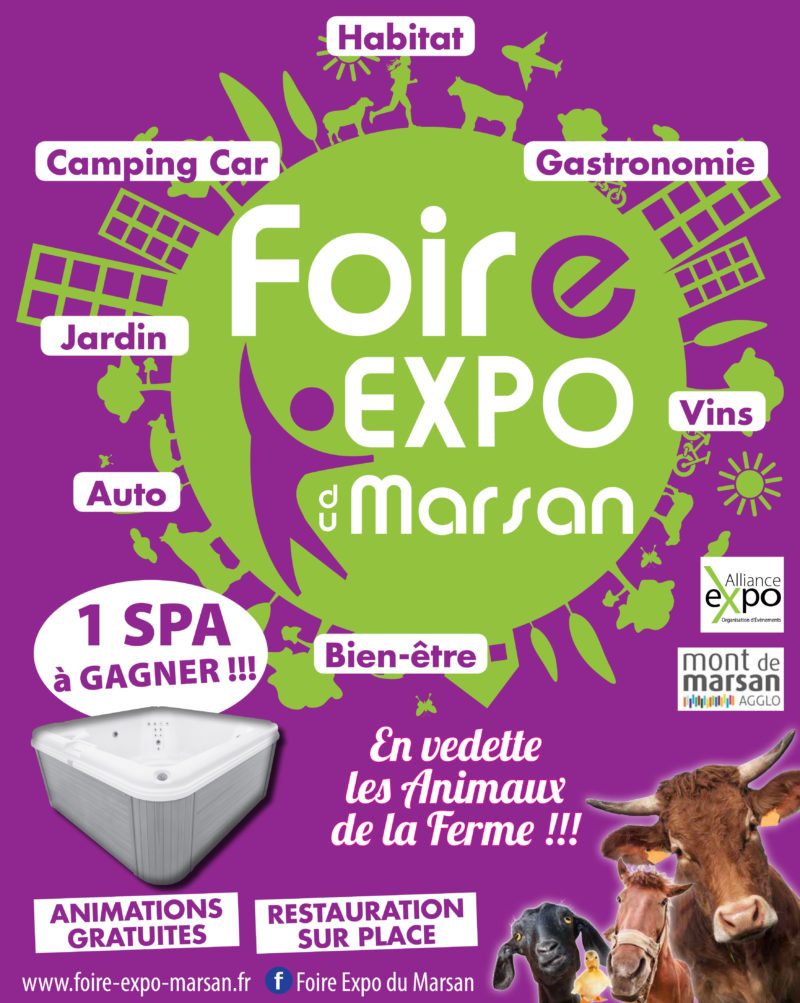 Foire expo Marsan